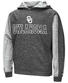 Colosseum Oklahoma Sooners Reflective Hooded Sweatshirt, Big Boys (8-20)