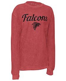Women's Atlanta Falcons Comfy Cord Top