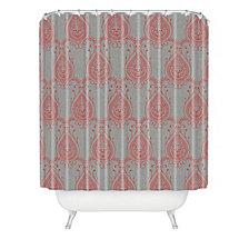Deny Designs Holli Zollinger Jaipur Paisley Shower Curtain