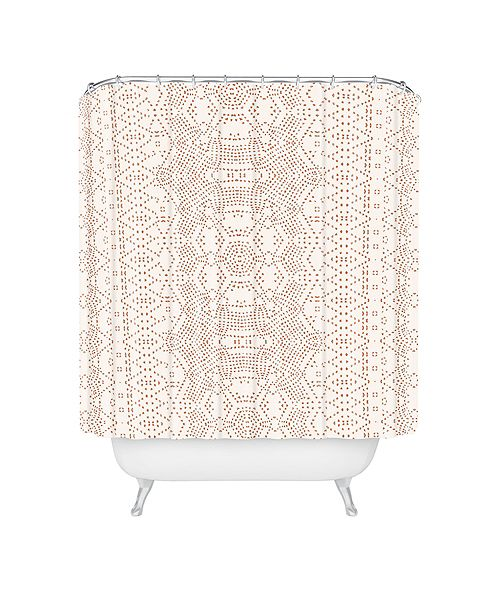 Deny Designs Holli Zollinger Marrakeshi Shower Curtain