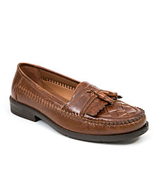 Deer Stags Men's Herman Classic Dress Comfort Kiltie Tassel Loafer