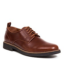 Deer Stags Men's Highland Memory Foam Oxford