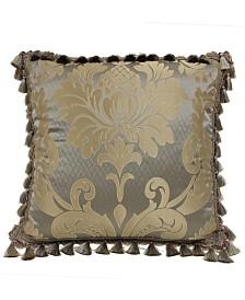 "Austin Horn Classics Duchess Luxury Euro Main Pattern 26"" X 26"" Pillow Sham"