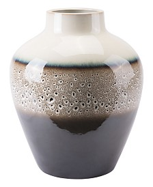 CLOSEOUT! Zuo  Dripped Medium Vase