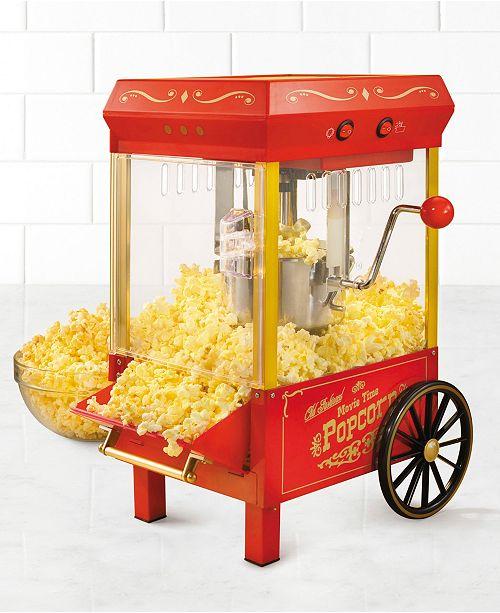 Nostalgia Vintage 2.5-Ounce Kettle Popcorn Maker