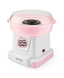 Nostalgia Hard & Sugar-Free Candy Cotton Candy Maker