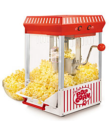 Nostalgia Kpm200Cart Vintage 2.5-Ounce Popcorn Cart - 45 Inches Tall