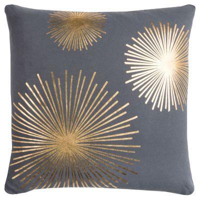 "Rachel Kate 20"" x 20"" Starburst Poly Filled Pillow"