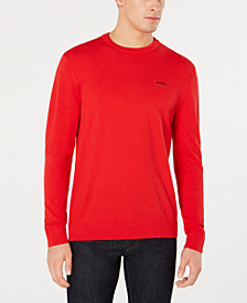 HUGO Men's Crewneck Sweater
