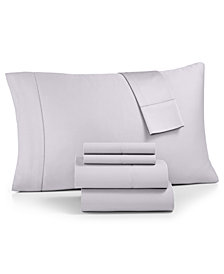 Westport 1500 Thread Count Sateen 6-Pc. King Sheet Set