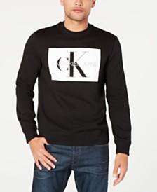 Calvin Klein Jeans Men's Monogram Sweatshirt