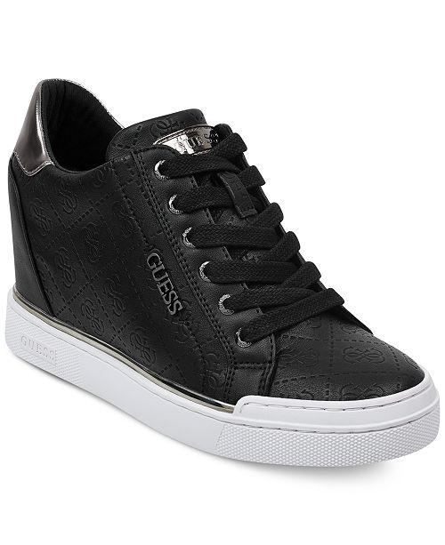 4f23dc49cb1 Women's Flowurs Wedge Sneakers