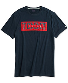 Tommy Hilfiger Adapative Men's Fayette T-Shirt with Velcro® Closure at Shoulder