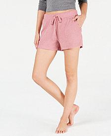 Alfani Hacci Soft-Knit Pajama Shorts, Created for Macy's