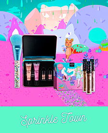NYX Professional Makeup Holiday Sprinkle Town Collection