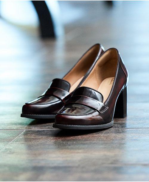 a717648be82 Clarks Women s Tarah Grace Pumps   Reviews - Pumps - Shoes - Macy s