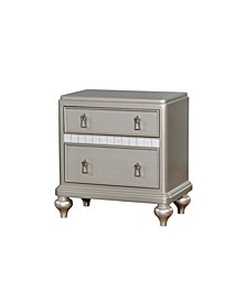 Appell Transitional Nightstand