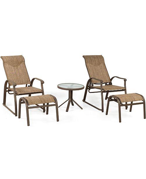 Groovy Furniture Online Exclusive Oasis Outdoor Aluminum 12 Pc Machost Co Dining Chair Design Ideas Machostcouk