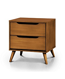 Adelie 2-Drawer Nightstand