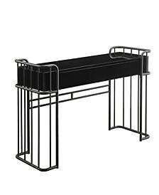 Domio Industrial Vanity Table