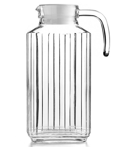 Martha Stewart Collection 57-oz. Glass Pitcher, Created for Macy's