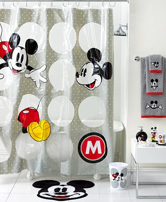 Disney Bath Mickey Mouse Collection