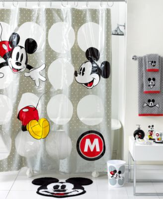 Captivating Bath, Disney Mickey Mouse Collection