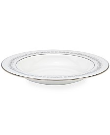 Dinnerware, Empire Pearl Rim Soup Bowl