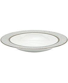 Lenox Pearl Beads Rim Soup Bowl