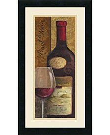 From The Cellar II  Framed Art Print