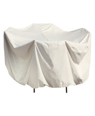 Outdoor Patio Cover 48 Round Table Chairs Quick Ship