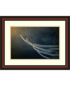 Amanti Art Air Show Framed Art Print