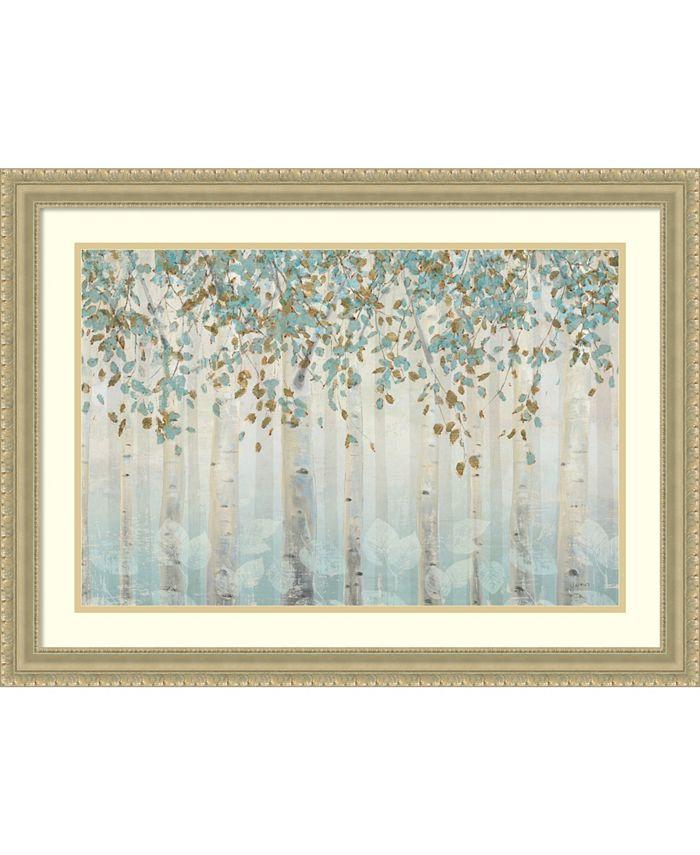 Amanti Art - Dream Forest I 31x23 Framed Art Print