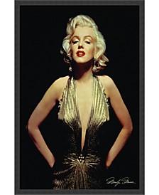 Marilyn Monroe - Framed Art Print