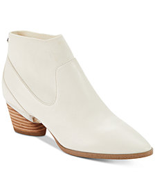 DKNY Women's Waylen Booties, Created For Macy's