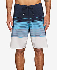 Volcom Men's Stripe Board Short