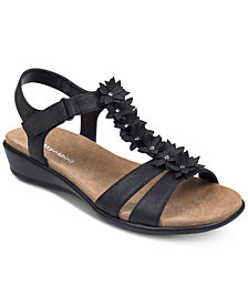 Easy Spirit Hopelyn 3 Wedge Sandals