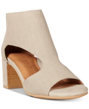 by Kenneth Cole Women's Charlene Peep-Toe Shooties Women's Shoes