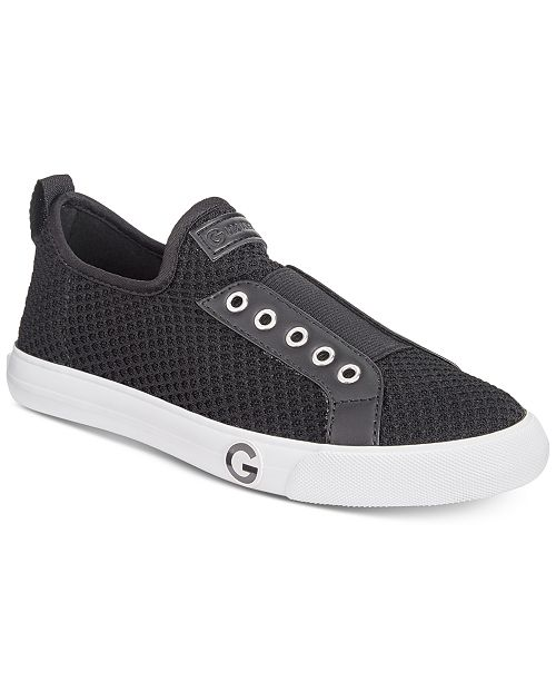 625383869e7 G by GUESS Oaker Slip-On Sneakers & Reviews - Athletic Shoes ...