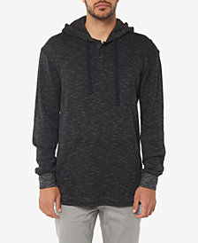 O'Neill Men's Jasper Thermal-Knit Hooded Henley