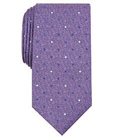 Men's Saxon Classic Dot Tie