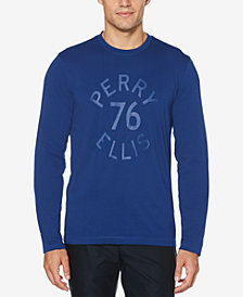 Perry Ellis Men's Logo Graphic T-Shirt