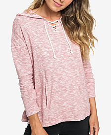 Roxy Juniors' Discovery Arcade Hooded Sweatshirt