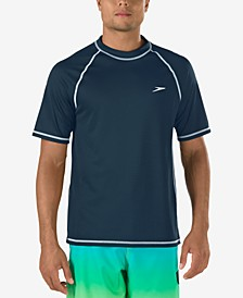 Men's Easy Rash Guard Swim T-Shirt