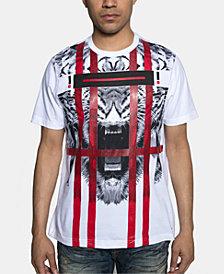 Sean John Men's Tiger Stripes T-Shirt