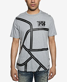 Sean John Mens Grand Prix Graphic T-Shirt