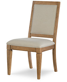 Rachael Ray Everyday Dining Upholstered Back Side Chair