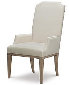 Rachael Ray Monteverdi Upholstered Arm Chair