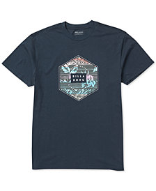 Billabong Men's Access Fill Logo Graphic T-Shirt