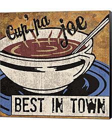 Best in Town by Erin Clark Canvas Art